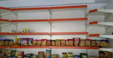 Supermarket Rack Manufacturer